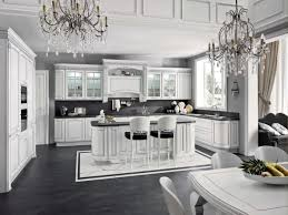 Traditional Kitchen by Traditional Kitchen Glass Walnut Island Dolcevita Stosa