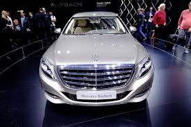 maybach car 2015 mercedes maybach s600 pullman is the epitome of three pointed star
