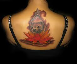 Buddhist Flower Tattoo - 70 elegant lotus tattoo designs art and design