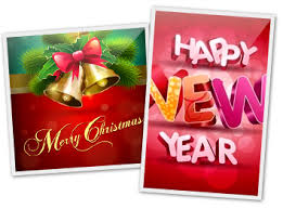 photo card maker greeting card maker software new year christmas festival cards
