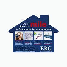 36 best shaped estate agents leaflets images on pinterest estate