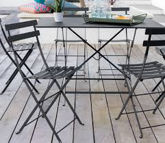 Grey Bistro Table Grey Bistro Table With Bistro Collection Fermob Outdoor