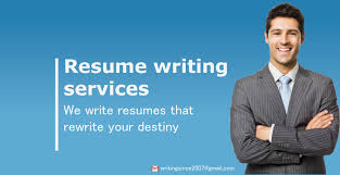 Resume Writing Job by Resume Writing Services Resume For Your Job Application