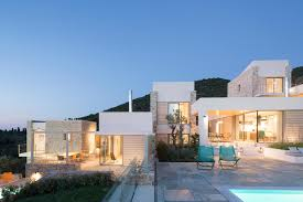 vacation home designs 3 vacation houses in skiathos by hhharchitects the greek foundation