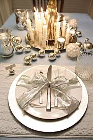 silver table decorations for christmas rainforest islands ferry