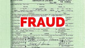fake birth certificate barrack obama u0027s birth certificate is a proven fraud sheriff joe