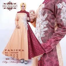 gaun muslim supplier baju muslim terbaru