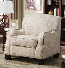 Grey Patterned Accent Chair Grey Fabric Accent Chair Steal A Sofa Furniture Outlet Los
