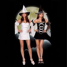 online buy wholesale white witch halloween costume from china