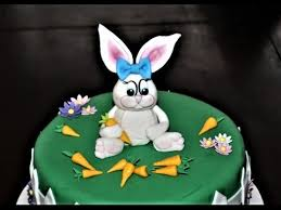 Easter Cake Decorations Youtube by Cake Decorating Tutorials How To Make A Fondant Easter Bunny