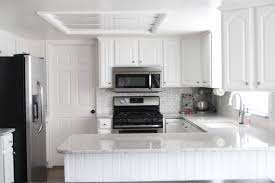 kitchen best kitchen backsplash ideas on white tile beveled stove