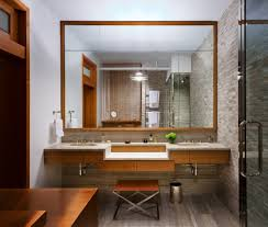 Bathroom Feature Wall Ideas by Brick Wall Studio Apartment By Stephan Jaklitsch Gardner