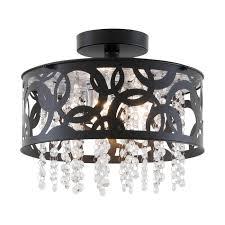 flush mount ceiling fixtures dvi dvp14711 woodstock 12 in flush mount ceiling light lowe u0027s canada