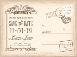 save the date postcard save the date powerpoint template reboc info