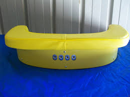 8 Cushion John Deere 4020 Seat 3 Piece Cushion Set 2510 3010 3020 4010