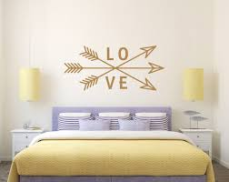 compare prices on arrow stickers online shopping buy low price removable love arrow wall decal vinyl sticker decals art home decor mural arrows feather fashion bohemian