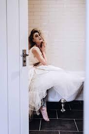 god save the queen a pretty u0026 punk inspired alternative bridal shoot