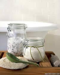 homemade bath salts with sea salt martha stewart