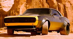 67 camaro wide bumblebee looks dressed up as a 1967 camaro ss for