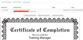 examples of certificates of completion moodle in english new activity simple certificate