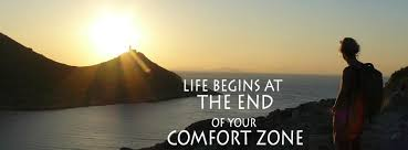 Life Begins Outside Of Your Comfort Zone Can Travelling Help Us To Change Our Habits And Personality