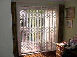Collapsible Patio Doors Gates Grilles Patio Doors With Collapsible Security Gates