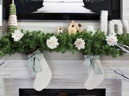 decorating ideas for mantels hgtv