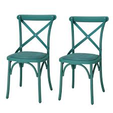 joveco econ friendly nylon vintage style dining chair curved leg