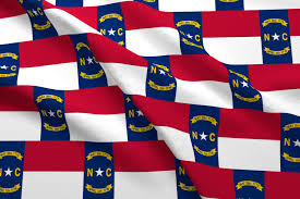 North Carolina Flag History North Carolina Flag Fabric Flagfabric Spoonflower