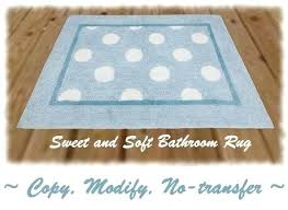 Light Blue Kitchen Rugs Blue Bathroom Rug Tapinfluence Co
