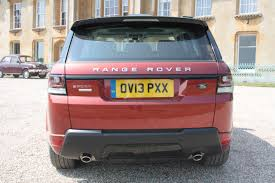 range rover evoque back driven 2014 range rover sport