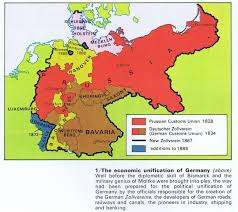 Unification Of Germany Map by Index Of Courses Rschwart Hist151 Statesnationalities1848 U0026later