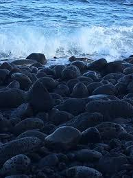 black sand beach big island punalu u black sand beach picture of nui pohaku big island