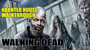 what time does halloween horror nights close on saturday the walking dead haunted house walkthrough halloween horror nights