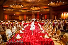 muslim wedding party muslim wedding ashiana crowne plaza ravinia marriott