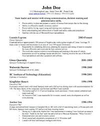 sample business owner resume example resume for entrepreneur