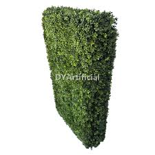 customized disassemble uv proof outdoor artificial boxwood topiary