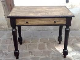 ladaire de bureau bureau avec grand tiroir en bois meubles et rangements par