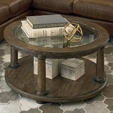 cocktail table vs coffee table casual round coffee table bassett home furnishings