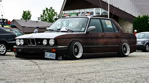 old rusty volkswagen stance rusty bmw by stancehurts on deviantart