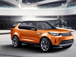 land rover discovery concept rover discovery vision concept photo gallery