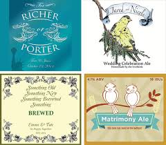 something something new something borrowed something brewed wedding labels for richer or porter something borrowed