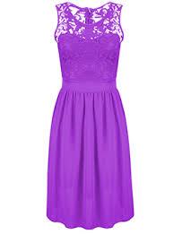 purple dresses cheap price