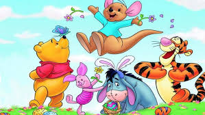 roo winnie pooh cartoon children hd wallpapers