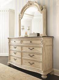 8 drawer dresser u0026 landscape mirror by american drew wolf and