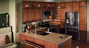kraftmaid kitchen islands small kitchen ideas 7 tips to make small kitchens feel bigger