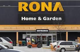 lowe u0027s to acquire canadian home improvement chain rona wsj