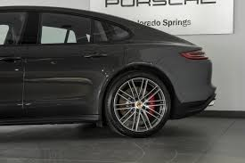 porsche turbo wheels 2017 porsche panamera turbo for sale in colorado springs co 17222