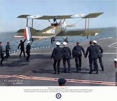 first airplane ever made color pics of royal navy aircraft carriers image heavy