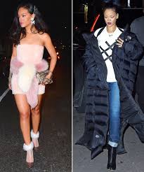 clubbing clothes what to wear to a club like rihanna instyle
